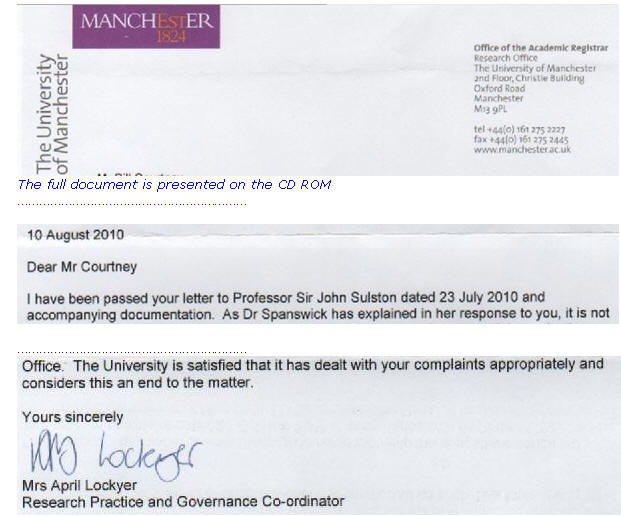 Would I get an offer for University of Manchester?